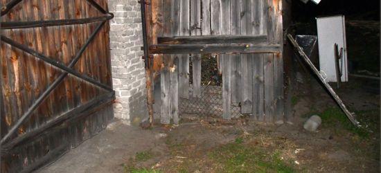 PODKARPACIE: Usiłował podpalić stodołę swoich krewnych