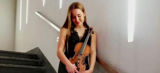 Wielki sukces młodej skrzypaczki z Sanoka. Została studentką prestiżowej uczelni z Wiednia