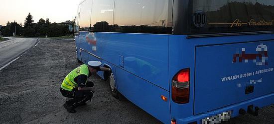 """Policyjna akcja ,,Bus & Truck"""". Sprawdzą autobusy i ciężarówki"""