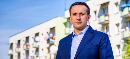 Po 12 latach zmiana na fotelu burmistrza Brzozowa. Wygrywa Szymon Stapiński