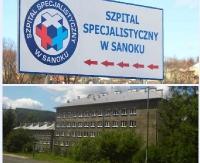 Czy wkrótce szpitale w Sanoku i Ustrzykach Dolnych połączą siły? (ZDJĘCIA)