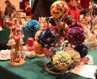 Cudeńka i smakołyki. Wystawa bożonarodzeniowa w Klubie Górnik otwarta (ZDJĘCIA)