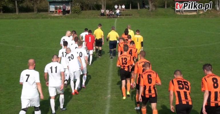 Piłkarski weekend w gminie Zagórz (ZAPOWIEDŹ)