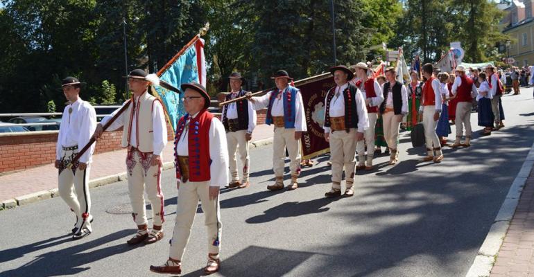 SANOK: Karpaty – Góry Kultury. III edycja Święta Gór