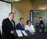 Remont za 18 mln zł w jasielskim szpitalu. Przede wszystkim nowoczesny blok operacyjny (FILM, ZDJĘCIA)