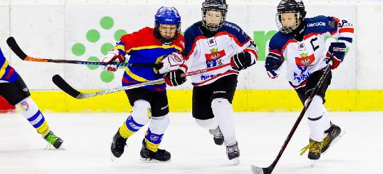 ARENA SANOK: Trwa turniej Karpackiej Młodzieżowej Ligi Hokejowej (FOTO)