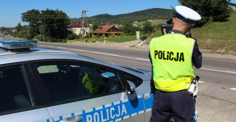 DZISIAJ: Wzmożone kontrole prędkości na naszych drogach