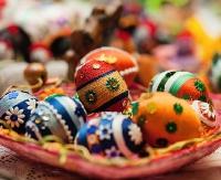 JAŚ WĘDROWNICZEK: Wielkanocny Brunch. Świąteczne potrawy z różnych stron Świata