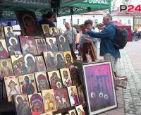 SANOK: Od lat Jarmark Ikon gromadzi setki wystawców i tysiące gości (FILM, ZDJĘCIA)