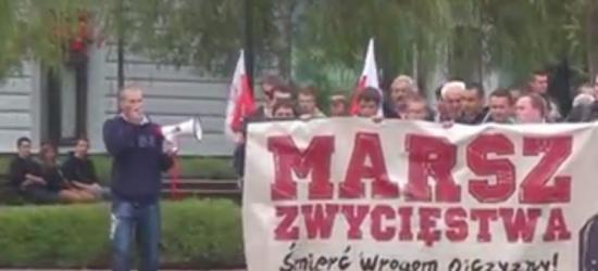 Marsz Zwycięstwa przejdzie ulicami Sanoka (VIDEO)