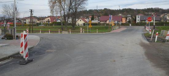 SANOK: Piastowska i Pomorska na finiszu. Kierowcy odetchną z ulgą (FOTO)