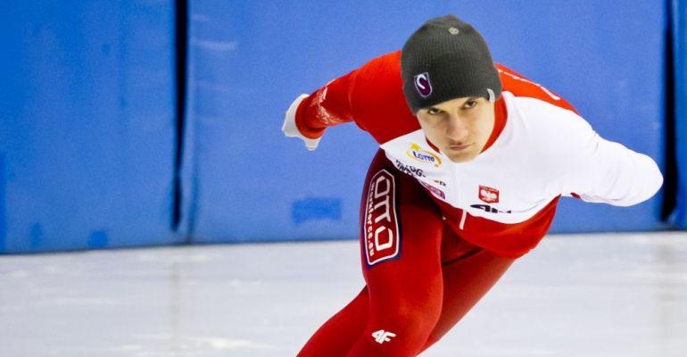 Piotr Michalski szóstym zawodnikiem mistrzostw Europy w wieloboju sprinterskim (FOTO)