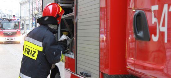 Alarm w szkole w Tarnawie Dolnej! Mail o niebezpiecznym ładunku