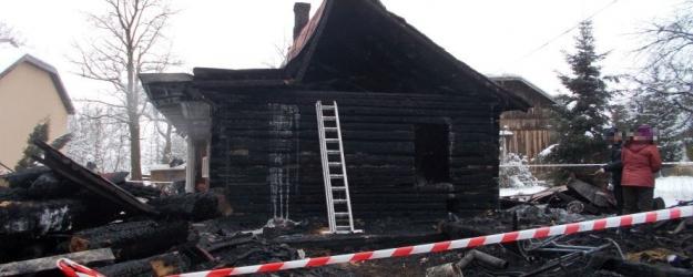Wszystko stracili w pożarze. GOPS chce im pomóc stanąć na nogi (ZDJĘCIA)