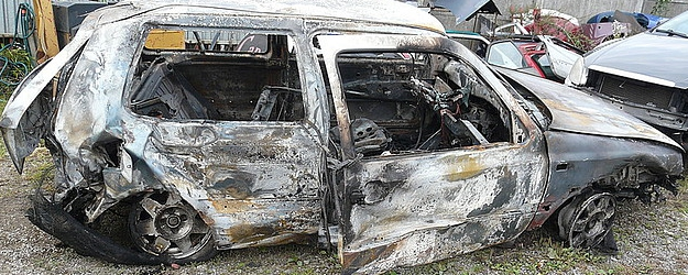 REGION: Zostawili koleżankę w rowie, a samochód podpalili. 19-latka zmarła