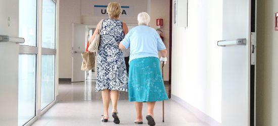 SZPITAL SANOK: Oddział wewnętrzny znów przyjmuje pacjentów