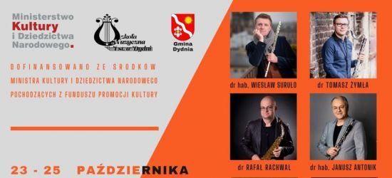 GMINA DYDNIA: Mistrzowskie Kursy Instrumentów Dętych!