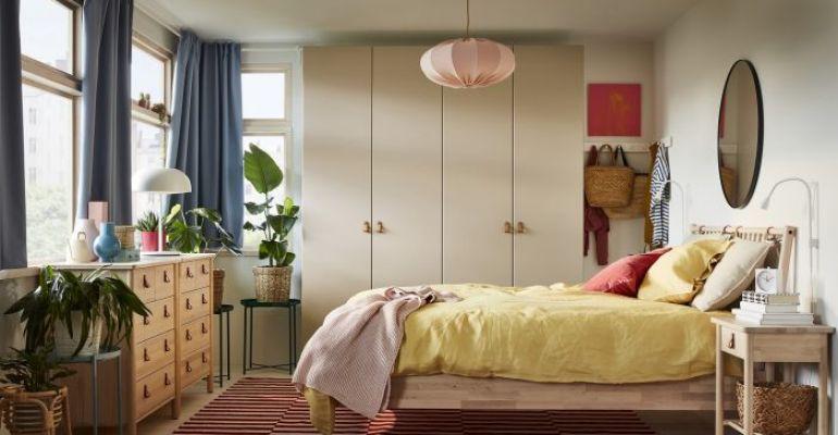 Przytulna sypialnia – pomysły na klimatyczną sypialnię