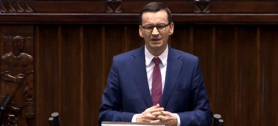"""Trwa posiedzenie Sejmu. Posłowie głosują nad """"tarczą antykryzysową"""" (VIDEO)"""