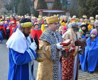AKTUALIZACJA: Orszak Trzech Króli w Pakoszówce (FILM, ZDJĘCIA)