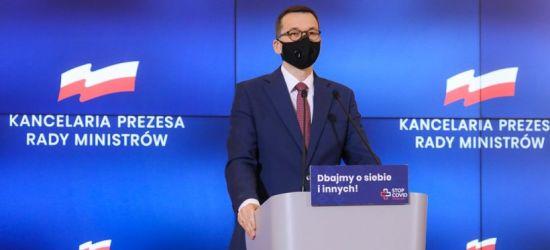 Rząd luzuje obostrzenia! Od przyszłej soboty otwarte galerie (VIDEO)