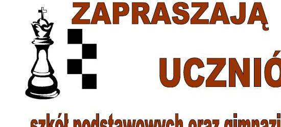 NASZ PATRONAT: Andrzejkowy turniej szachowy