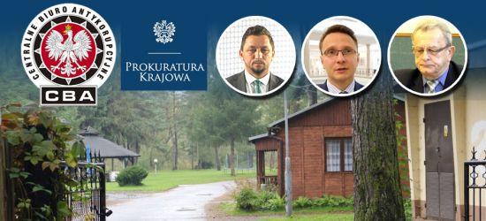 Burmistrz w sprawie Sosenek: proponuję ten temat zakończyć. Centralne Biuro Antykorupcyjne zadaje jednak pytania (VIDEO)