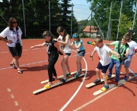 Bieg Uliczny, zawody i moc atrakcji. Tak było na XV Pikniku Sportowo-Rekreacyjnym w SP2 (ZDJĘCIA)