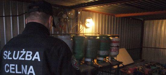 Nielegalna przepompownia gazu zlikwidowana na Podkarpaciu
