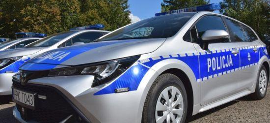 Nowe radiowozy za 420 tys. zł dla podkarpackiej policji