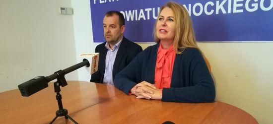 O kondycji sanockiego szpitala. Konferencja prasowa Łukacijewskiej i Niżnika (VIDEO)