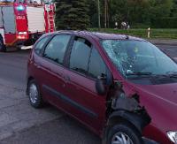 SANOK: Bardzo niebezpiecznie na Krakowskiej! Potrącone dwie osoby! (ZDJĘCIA)