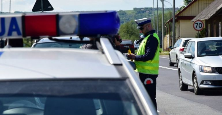 """Od dziś policyjna akcja """"Sierpniowy weekend 2019"""""""