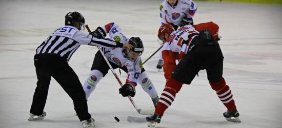 HOKEJ: STS przegrywa w Krakowie po walce 0:1