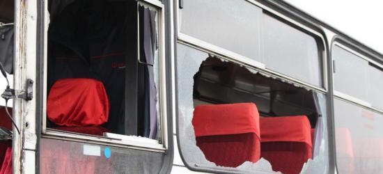 Ośmioro dzieci rannych we wtorkowym zderzeniu autobusów. Przyczyną wymuszenie pierwszeństwa? (ZDJĘCIA)
