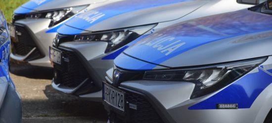 6 nowych radiowozów dla podkarpackiej Policji (FOTO)