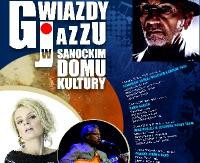 NASZ PATRONAT: Gwiazdy Jazzu w Sanockim Domu Kultury (FILM)