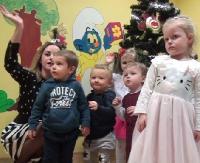 Piękno i wyjątkowy charakter świąt Bożego Narodzenia przekazane najmłodszym sanoczanom (FILM)