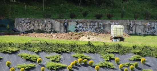 SANOK: Mini skatepark przy dawnym Torsanie (ZDJĘCIA)