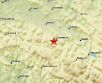 W okolicy Bukowska miała zatrząść się ziemia. Okazało się, że to błąd pomiaru
