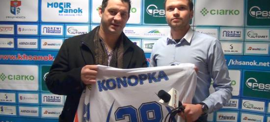 Zenon Konopka: Kibice są fantastyczni. Nie mogę doczekać się gry (FILM)