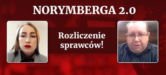 Norymberga 2.0 zbieranie dowodów i rozliczenie sprawców! Czarna Księga C-19. Poselska Komisja śledcza! (VIDEO)