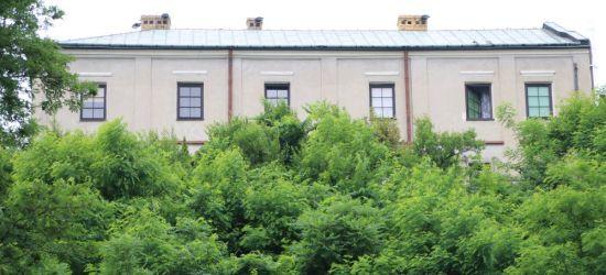 SANOK: Solidne wzmocnienie skarpy pod klasztorem Franciszkanów. Inwestycja za 5 mln zł (ZDJĘCIA)