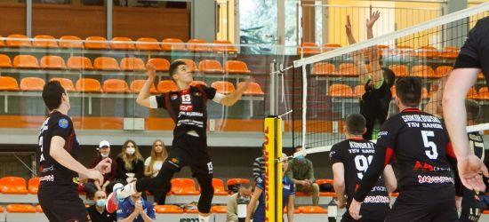 Siatkarze TSV powalczą o kolejne ligowe punkty