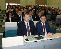 """RZESZÓW: Konferencja pt. """"Małe gospodarstwa rolne – siłą podkarpackiego rolnictwa"""" (ZDJĘCIA)"""