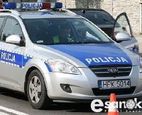 POWIAT SANOCKI: Pijany kierowca bez prawa jazdy próbował przekupić policjantów
