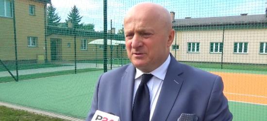WICEMINISTER SPORTU: Nie utrzymuje żadnych kontaktów z byłym dyrektorem MOSiRu w Sanoku (VIDEO)