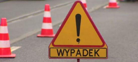 AKTUALIZACJA: Wypadek w Glinnem. Już bez utrudnień!