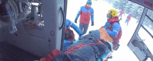 BIESZCZADY: GOPR uratował dwójkę turystów (ZDJĘCIA)