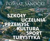 Powiat Sanocki TU ROZWIŃ SKRZYDŁA